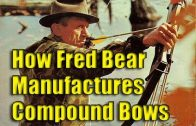 How Fred Bear Makes Compound Bows